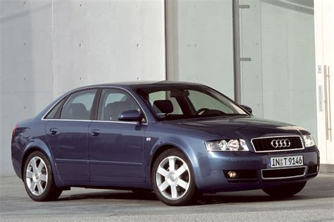 2001 Audi A4 1 8 Turbo Audi A4 1 8 5v Turbo B6 2001 Parts Specs