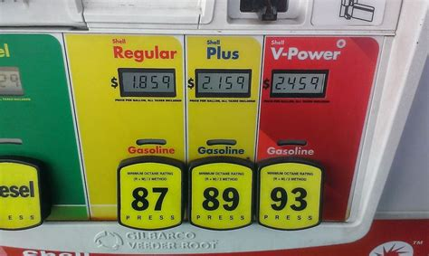 93 octane gas modern vespa ethanol free gas or higher octane which