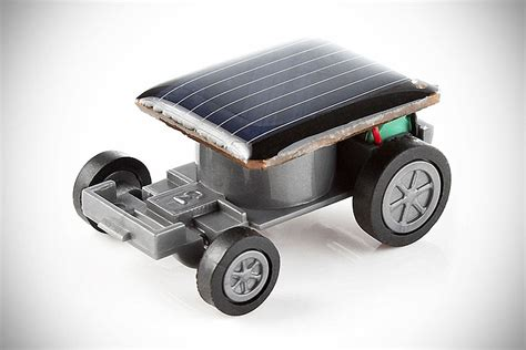 Space Craft Smallest Solar Powered Racing Car Green Murah tiny solar powered car will keep on going as as there is sunlight mikeshouts