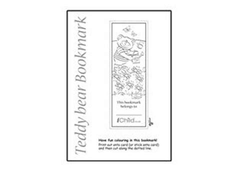 world book day bookmark template 212 best images about teddy picnic on