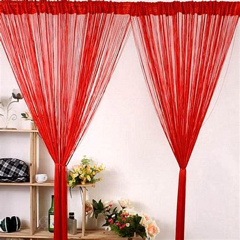 string curtains canada honana 1mx2m string curtains door window panel divider
