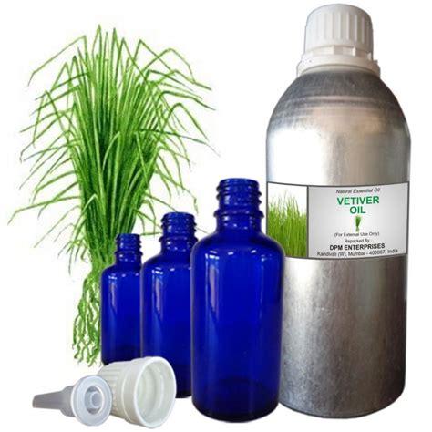 100ml Vetiver Essential Akar Wangi 100 vetiver chrysopogon zizanioides 100 essential