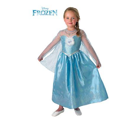 disfraz de frozem reciclable disfraz de elsa de frozen deluxe para ni 241 a