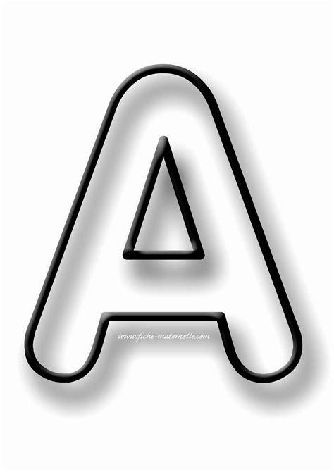 lettere alfabetiche lettre alphabet a imprimer format a4 luxe pochoir lettre h