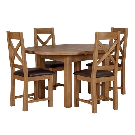 The Range Dining Table Kinsale Extending Dining Table