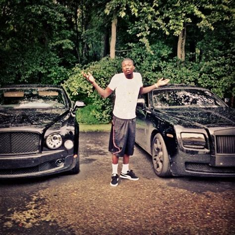 meek mill bentley truck meek mill shows off his sweet lineup celebrity cars blog