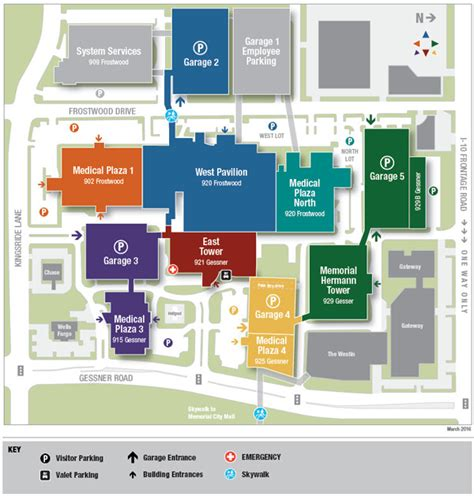 memorial city mall map memorial hermann