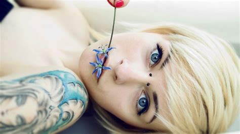 tattoo girl beautiful beautiful girl tattoo hd wallpaper of tattoos top
