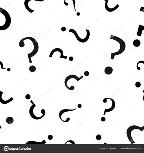 question pattern vector question mark seamless pattern vector seamless pattern
