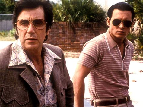 film gangster johnny depp is donnie brasco the last truly great american gangster movie