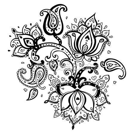 doodle pattern exles 373 best paint on glass images on pinterest embroidery