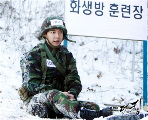 lee seung gi special forces quot the king 2hearts quot releases stills of lee seung gi in a