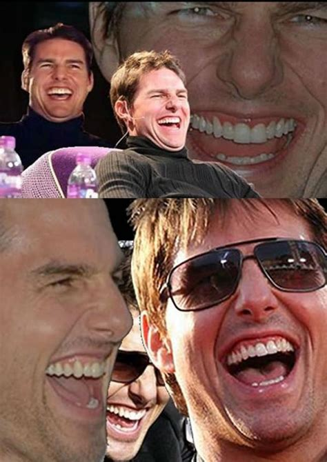 Laughing Tom Cruise Meme - zepa