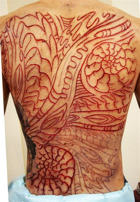 octopus scarification tattoos and body mods pinterest 73 best freakishly scary images on pinterest body