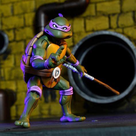 Mainan Figure Tmnt Donatello Ori Neca Artikulasi radical mutant turtles original figure box set from neca geektyrant
