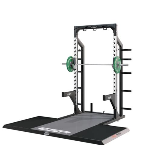 bench shop press esp half rack esp fitness