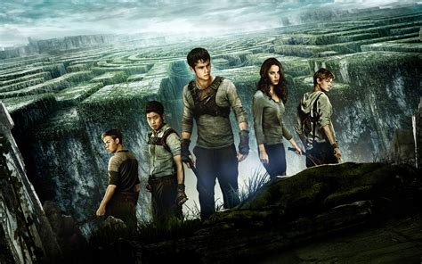 the maze runner film video le labyrinthe un parfum de twilight zone critique