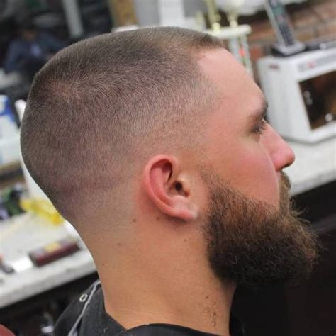 how do u cut shaved sides haircut best 25 buzz cut with beard ideas on pinterest buzz cut