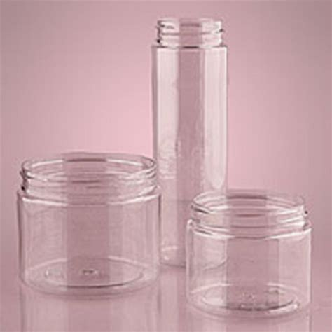ounce tall clear screw top jars plastic candy containers