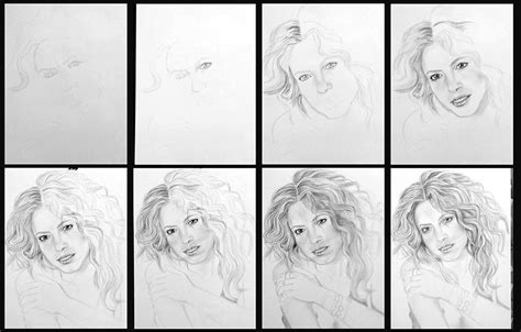 dibujos realistas en lapiz retratos realistas y dibujos agosto 2015