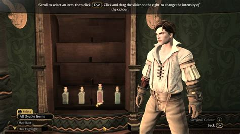 fable 3 hairstyles fable iii 3 quot how do i get hair quot