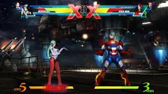 marvel vs capcom 3 ultimate marvel vs capcom 3 on ps4 official playstation