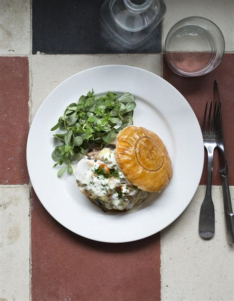 recettes de cuisine m馘iterran馥nne galette parisienne porc et chignons pour 10 personnes