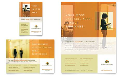 Consulting Brochure Template by Hr Consulting Brochure Template Design