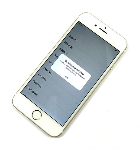 apple a1688 iphone 6s 64gb unlocked gold grade b ebay