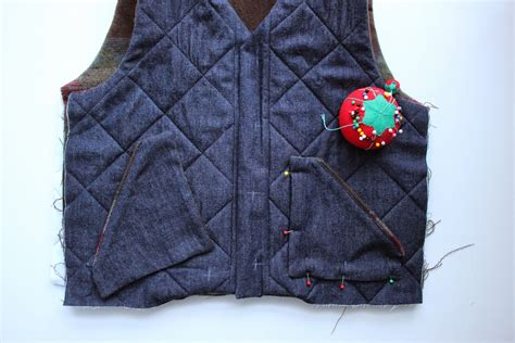 pattern quilted vest sweetkm free pattern hansel gretel quilted vest