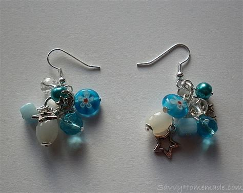 Make Handmade Earrings - discover how to make earrings inexpensively