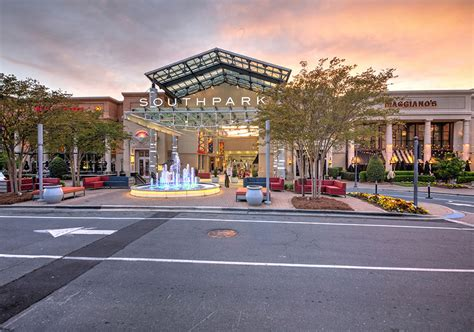 southpark mall layout charlotte nc complete list of stores located at southpark a shopping