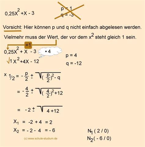 Rechnung Mathe Englisch Pq Formel Aufgaben Mit Schritt F 252 R Schritt L 246 Sungen Pq Formel Mathematik 9 Klasse