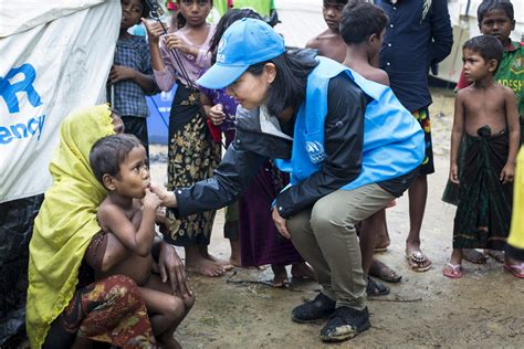 healthcare access and conditions in refugee cs one third of rohingya refugee families in bangladesh