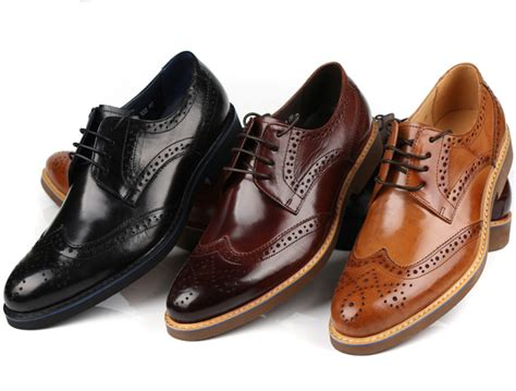 dress shoes 2015 new brown black brown mens dress shoes casual