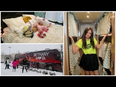Bethany Mota Room Tour by Tour Room Tour Giveaway