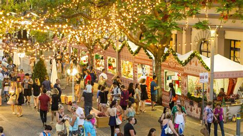 south bank christmas markets 2015 brisbane