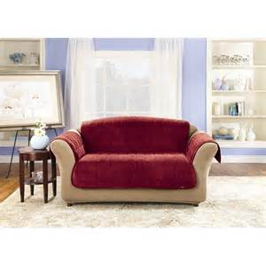 sofa pet throw cover sure fit deluxe soft suede pet throw sofa cover ebay