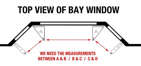 window measurement template how to measure a bay window for cornice