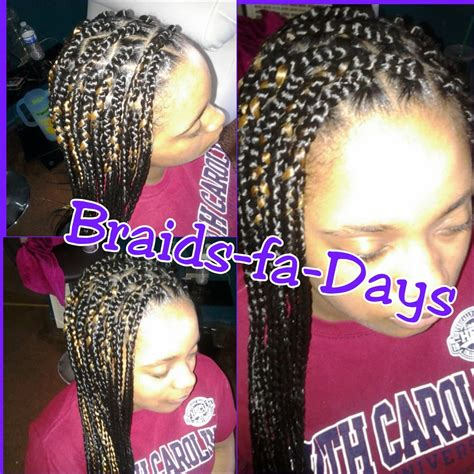 large or extra large box braids extra large box braids 75 3 hours an 7packs of hair yelp