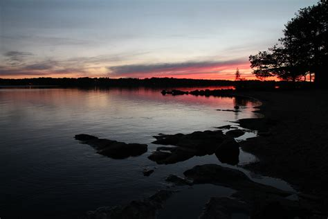 Photo Collection Wallpapers Sweden Sunsets Nature