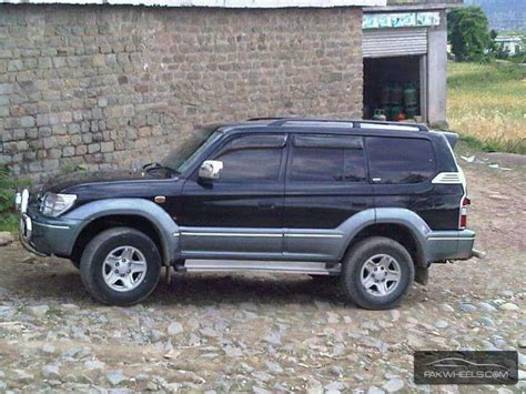2000 Toyota For Sale Used Toyota Prado 2000 Car For Sale In Islamabad 1062485
