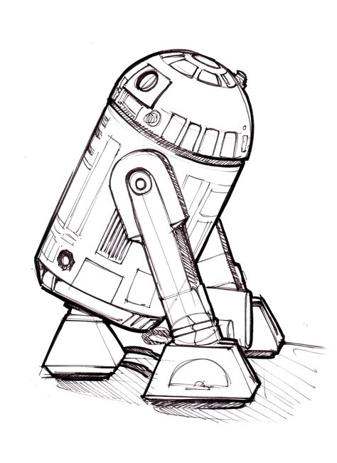 r2d2 c3po coloring pages