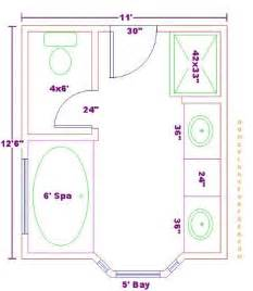 bathroom floor plans by size master bathroom floor plans bing images i like the counter opening into master closet
