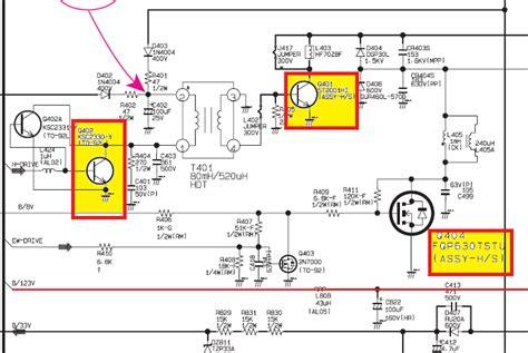 tv samsung quema transistor de horizontal tv samsung quema transistor de salida horizontal 28 images solucionado tv samsung quema
