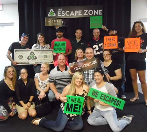 Quiz Room Melbourne The 3 Stages Of Post Escape Euphoria Escape Room