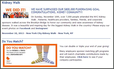 Fundraising Match Letter Four Ways To Promote Matching Gifts For Fundraising