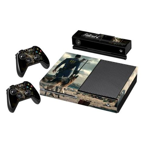 what console will fallout 4 be on vinyl decal protective skin cover sticker for xbox one