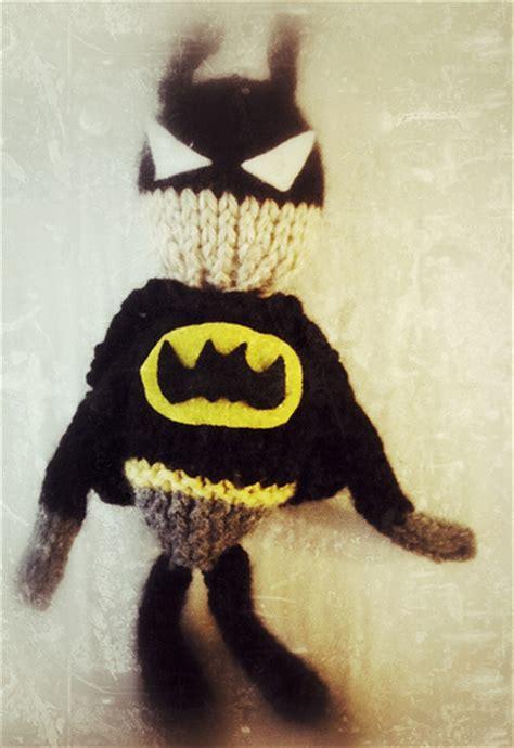 knitting pattern batman jumper knits by britt knit batman doll