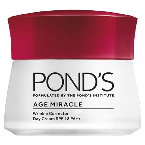 Pond S Age Miracle pond s age miracle wrinkle corrector day